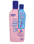 Hawaiian Tropic Baby Faces & Tender Places Sunblock Convenience Pack SPF 60+