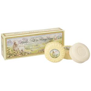 Caswell-Massey Goat's Milk & Honey Soap