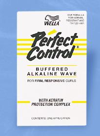 Wella Perfect Control Buffered Alkaline Wave