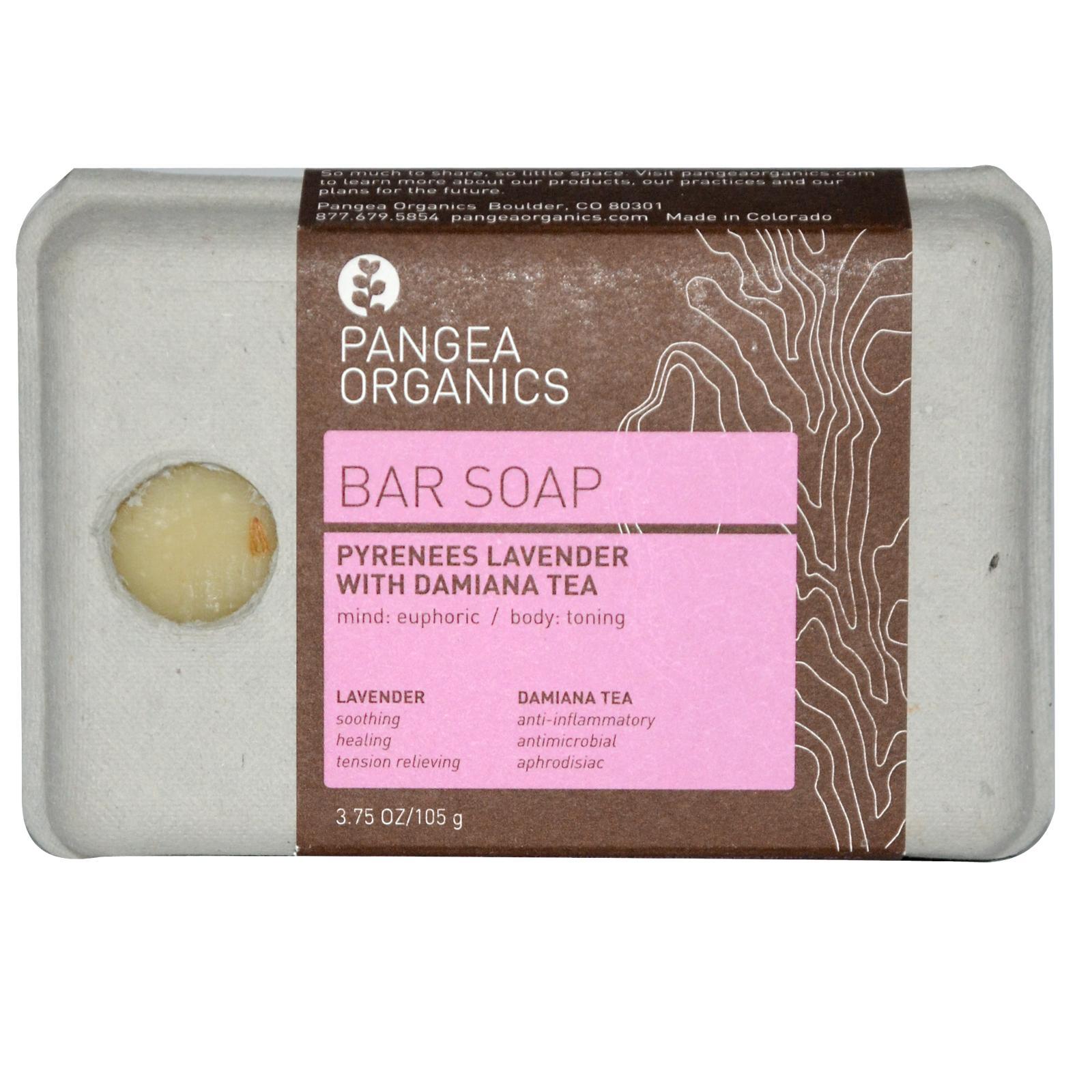 Pangea Organics Bar Soap