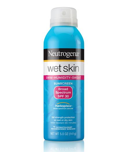 Neutrogena Wet Skin Sunscreen Spray