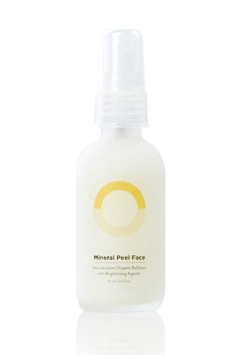 O.R.G Skincare Organic Mineral Peel Face With Brightening Agents