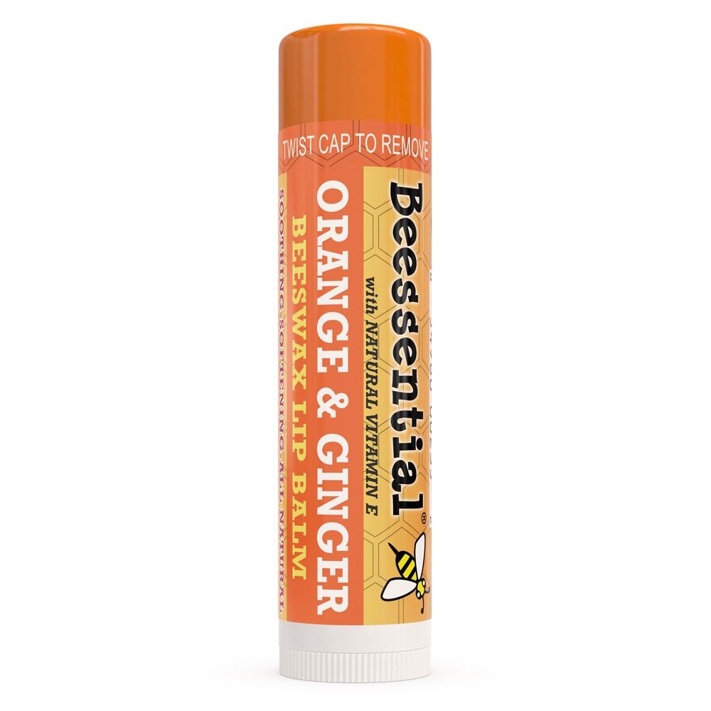 Beessential Orange & Ginger Lip Balm