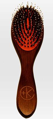 Cult + King Boar Bristle & Nylon Oval Cushion Styling Brush
