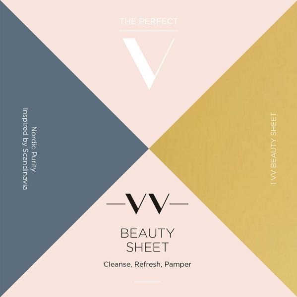 The Perfect V Beauty Sheet For The V
