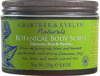 Crabtree & Evelyn Botanical Body Scrub