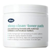 Bliss Steep Clean Toner Pads