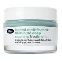 Bliss Instant Mattification 10-Minute Deep Cleaning Treatment