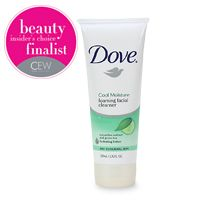 Dove Cool Moisture Foaming Facial Cleanser