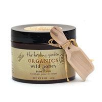 The Healing Garden Organics Body Scrub