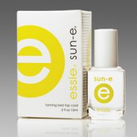 Essie Sun-E Tanning Bed Top Coat