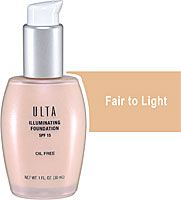 Ulta Illuminating Foundation SPF 15