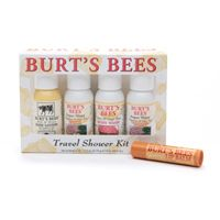 Burt's Bees Burts Bees Travel Shower Kit, 1 set
