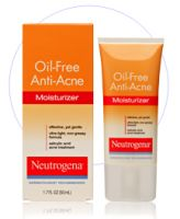 Neutrogena Oil-Free Anti-Acne Moisturizer