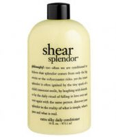 Philosophy Shear Splendor Extra Silky Daily Conditioner