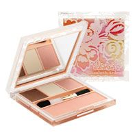 Elizabeth Arden Pretty Irrestible Color Intrigue Eyeshadow/Cheekcolor Kit