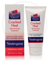 Neutrogena Norwegian Formula Cracked Heel Treatment