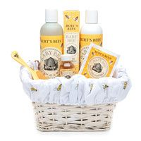 Burt's Bees Baby Bee Bundle of Joy Basket