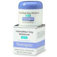 Neutrogena Intensified Day Moisture SPF 15