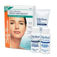 Sally Hansen Extra Strength Creme Hair Bleach For Arms, Legs & Face