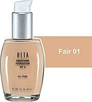 Ulta Smoothing Oil Free Foundation SPF 15