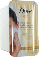 Dove Brightening Facial Cleansing Pillows