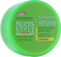 Garnier Fructis Style Brilliantine Shine Water-Based Shine Wax