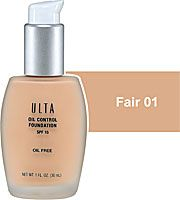 Ulta Oil Control Foundation SPF 15