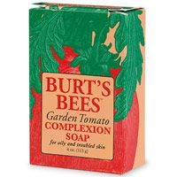Burt's Bees Garden Tomato Complexion Soap for Oily and Troubled Skin