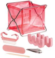 Avon Foot Works Pedicure Caddy