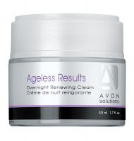 Avon Ageless Results Overnight Renewing Cream