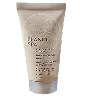 Avon PLANET SPA African Shea Butter Hand & Cuticle Creme