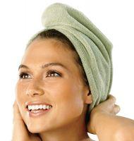 Avon PLANET SPA Mediterranean Olive Oil Terry Hair Wrap
