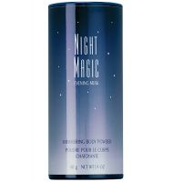 Avon Night Magic Evening Musk Shimmering Body Powder