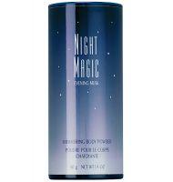 Avon Night Magic Evening Musk Shimmering Body Powder