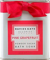 Davies Gate Allspice Powder Sugar Bath Soak