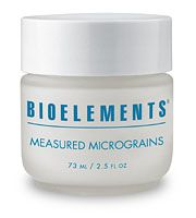 Bioelements MEASURED MICROGRAINS