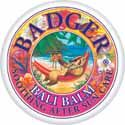 Badger Bali After Sun Balm