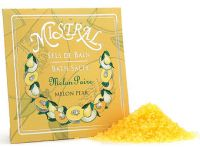 Mistral Melon Pear Bath Salt Packet