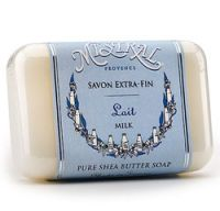 Mistral Milk French Shea Butter Soap