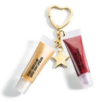 Flirt! Gold Star Limited Edition Lip Gloss Key Ring