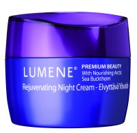 Lumene Premium Beauty Rejuvenating Night cream