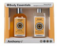 Anthony Logistics Anthony Body Essentials Deluxe Strength Gift Set