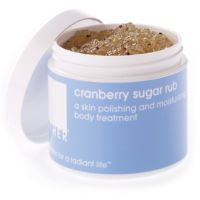 Lather Cranberry Sugar Rub