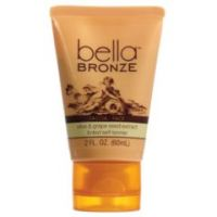 Bella Bronze Olive and Grape Seed Extract Tinted Self Tanner for Face