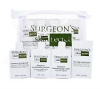 Surgeon's Skin Secret Travel Bag with Samples