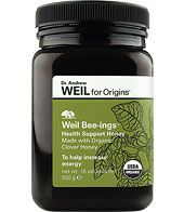 Origins Weil Bee-ings Organic Health Support Honey Made, Increase energy