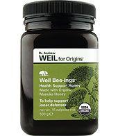 Origins Weil Bee-ings Organic Health Support Honey, Inner defenses