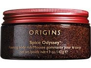 Origins Spice Odyssey Foaming Body Rub