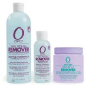Orly Gentle Formula Nail Polish Removers